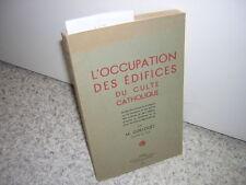 1937.occupation des édifices du culte catholique / Guillouet.droit