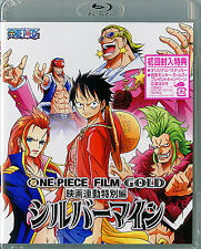 OST-ONE PIECE FILM GOLD-JAPAN BLU-RAY N44