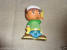 """4"""" PVC HANDY MANNY   WEARING   HIS TOOL BELT &  WORKING CAP GREAT FOR COLLECTION"""
