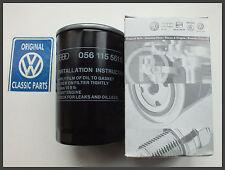 Vw Mk2 golf, Audi y mucho más-Original Filtro De Aceite - 056115561g-Nuevo!!