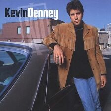 FREE US SH (int'l sh=$0-$3) NEW CD Denney, Kevin: Kevin Denney