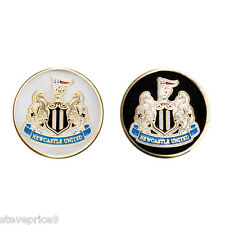 NEWCASTLE UNITED FOOTBALL CLUB GOLF BALL MARKER