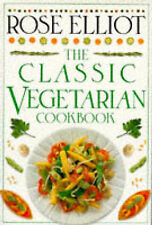 Rose. Elliot THE CLASSIC VEGETARIAN COOKBOOK. Very Good Book