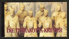 UNITED NATIONS POSTAGE VIENNA 1997 CHINA THE TERRACOTTA ARMY PRESTIGE BOOKLET