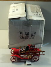 DTE 1:16 SCALE FRANKLIN MINT #B114062 1916 FORD MODEL T WITH WOOD PLYTH NIOB