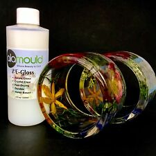Alamould Crystal Clear ZE-Gloss. Make Your Resin Item Shine Like A Glass (RG140)