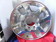 "Chevy Silverado 2500 3500 SRW 18"" Alloy Wheels Rim 2011-2014 (x1) NEW TAKE OFFS"