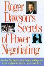 Roger Dawson's Secrets of Power Negotiating-ExLibrary