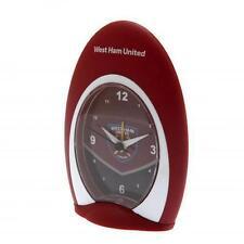 West Ham United Quartz Alarm Clock