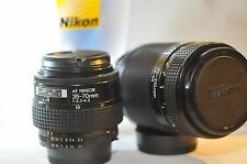 Nikon Auto focus Nikkor 35-70mm 70-210mm lens SET for D610 D750 D810 D800 D7200
