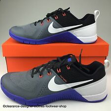 NIKE METCON 1 TRAINERS MENS RUNNING GYM CROSS FIT TRAINING SHOE UK 10.5 RRP £110