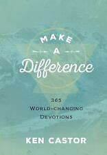 Make a Difference by Ken Castor (2016, Hardcover) (FREE 2DAY SHIP)