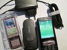 Nokia N 73 RM 133 NERO simfrei FOTOCAMERA RADIO SUPER OK Gebr 138 X