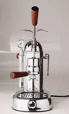 La Pavoni GRL Gran Romantica Manual Lever Espresso & Cappuccino Machine 220V