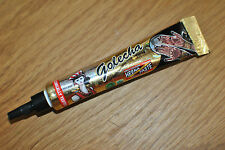 NEW IMPORTED INDIAN GOLECHA HENNA TUBE /CONE.BLACK HENNA PASTE.FREE UK POSTAGE.