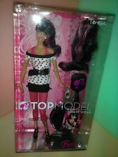 Top Model Teresa Hair Wear Runway Fashion doll Extensions Barbie Style New
