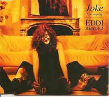 EDDIE READER JOKE (I'M LAUGHING) + SATURDAY NIGHT + WONDERBOY 1994 CD SINGLE