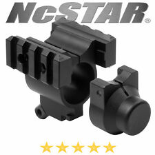 "Ncstar Shotgun Rails Bayonet Mount Mossberg 500 12g 1"" Tube Mount Picatinny"
