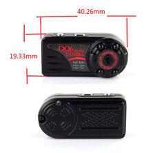 Smallest QQ6 1080P Full HD Night Vision Spy Pinhole micro camera HD DVR Recorder