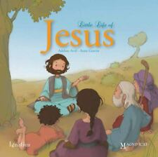 The Little Life of Jesus Anne Gravier, Adeline Avril Board book