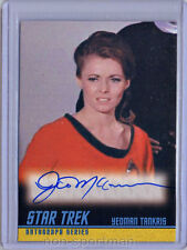STAR TREK REMASTERED A243 JUDITH MCCONNELL AUTOGRAPH