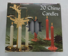 """Chime Spell Candles: Gray, Mini 4"""" Box of 20 (NEW) Pagan, Wicca, Altar"""