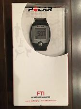 POLAR FT1 HEART RATE MONITOR - NEW!