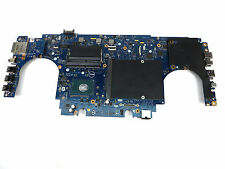 Genuine DELL Precision 17 7710 Motherboard LA-C551P w/ 2.7GHz i7-6820HQ CPU