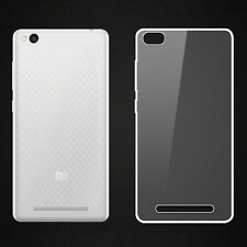 Ultra Thin Soft Silicone Transparent Back Cover Case For Redmi 3S only .