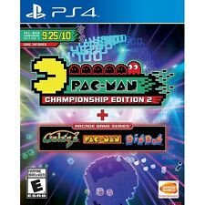 Pac-man championnat edition 2 + arcade série PS4 game brand new