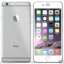 Apple iPhone 6 16gb silver factory unlocked smartphone-argent