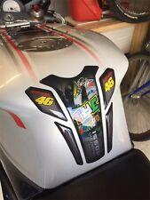 KTM ,ROYAL ENFIELD , YAMAHA , HONDA , SUZUKI ,Rossi  VR46 tank pad/Protector !!!