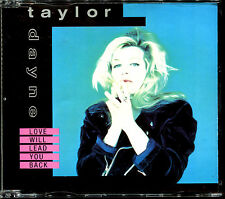 TAYLOR DAYNE - LOVE WILL LEAD YOU BACK / TELL IT TO MY HEART - CD MAXI [712]