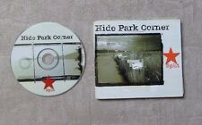 "CD AUDIO MUSIQUE / HIDE PARK CORNER ""SPLIT"" 8T CD ALBUM DIGIPAK 2004"