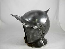 MID 16 tH CENTURY GERMAN BURGONET HELMET, ARMOUR, C 1560'S