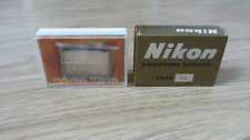 NIKON FOCUSING SCREEN TYPE G3 NEW