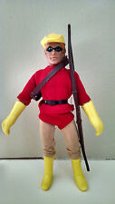 Vintage 1975 Mego WGSH DC Teen Titans SPEEDY 8in Action Figure