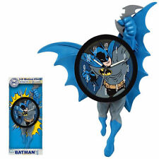 "*NEW IN BOX* DC Comics - Batman 3D Motion Clock 14"" - Mathematics & Counting"