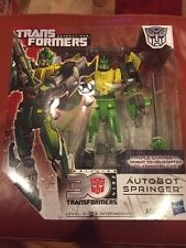 Hasbro Transformers Generations Voyager Class Autobot Springer MISB.
