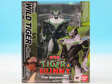 S.H.Figuarts TIGER & BUNNY Wild Tiger Movie Version Action Figure Bandai