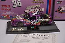 REVELL NASCAR 1998 PONTIAC GRAND PRIX #36 SKITTLES ERNIE EVANS 1/43
