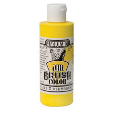 Jacquard Air Brush Colours Paint for Shoes / Sneakers - Opaque Yellow - 4oz