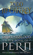 Dragonsblood (Dragons of Pern), By Todd McCaffrey,in Used but Acceptable conditi