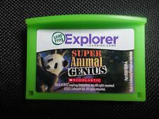 LeapFrog Animal Genius Learning Game LeapPad Tablets, LeapsterGS,