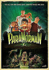 ParaNorman (3D Blu-ray, 2013, 2-Disc Set)