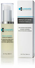 RETINOL 1.0 Creme Advanced Formula  -1 fl oz  (Compare SkinCeuticals)