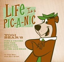 LIFE IS A PIC-A-NIC: Tips And Tricks For The....... SMALL Hardback w/Jacket, NEW