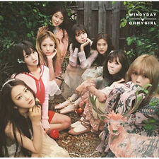 OH MY GIRL-[WINDY DAY] 3rd Mini Album REPACKAGE CD+60p Photo Book+2p Card Sealed