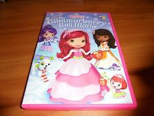 Strawberry Shortcake: The Glimmerberry Ball Movie (DVD, 2010) Used Animated