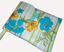 Baby Tropical Flower Nappy Diaper & Wipes Case - Changing Travel Bag Gift - NEW